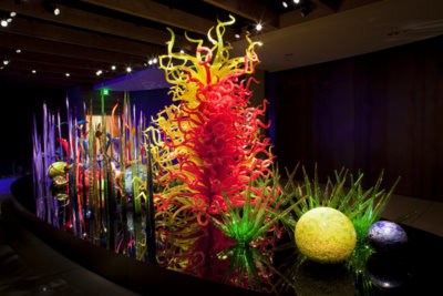Chihuly Glass Collection St Petersburg Florida