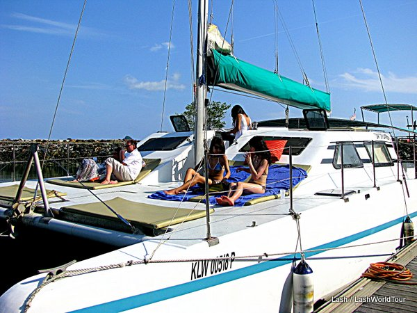 Review Sunset Dinner Cruise In Langkawi Island Lashworldtour