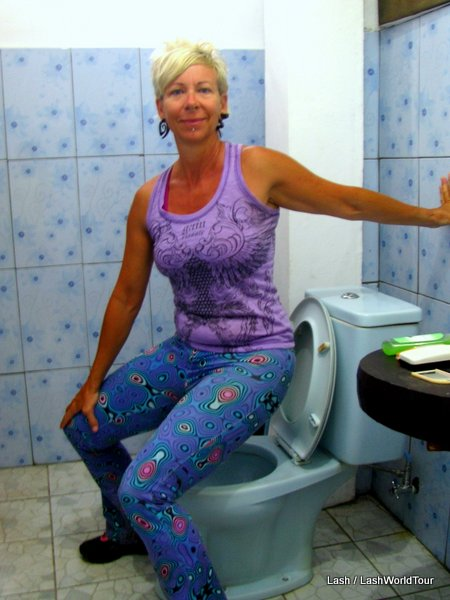 Travel Tips 5 Techniques To Avoid Sitting On Toilet Seats