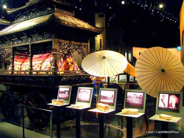 REVIEW: National Museum of Singapore - LashWorldTour