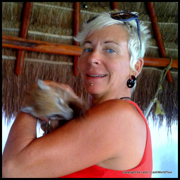 June 2016 Travels in Review – Tulum, Mexico - LashWorldTour