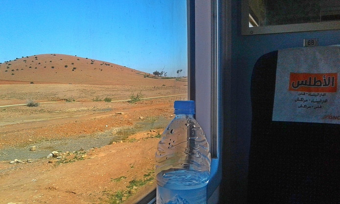 Trains in Morocco