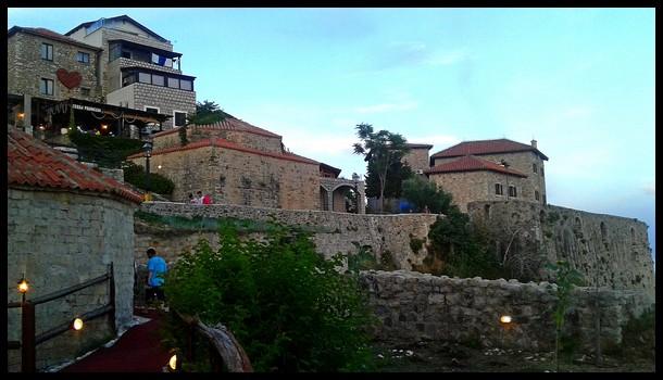 Ulcinj old town