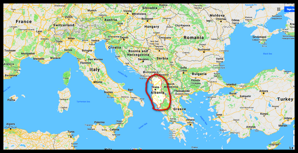 Costs of Budget Travel in Albania in 2019 on small map of el salvador, small map of bermuda, small map of iraq, small map of kuwait, small map of saudi arabia, small map of canada, small map of the united kingdom, small map of nicaragua, small map of guyana, small map of european countries, small map of dominican republic, small map of kenya, small map of yemen, small map of peru, small map of iceland, small map of zimbabwe, small map of finland, small map of honduras, small map of united states of america, small map of russia,