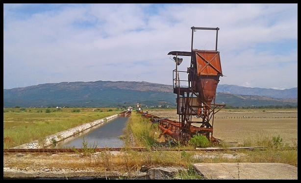 old saltworks - Ulcinj
